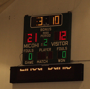 Maxwell's Basketball Game 2