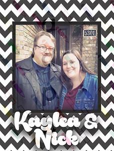 The Wedding of Kaylea and Nick