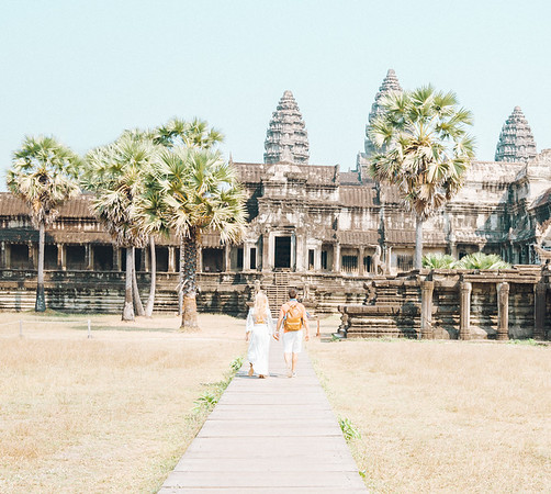Golden Temple Retreat | Siem Reap, Cambodia