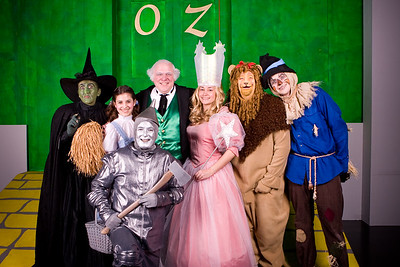 HTA - Wizard of Oz - Portraits