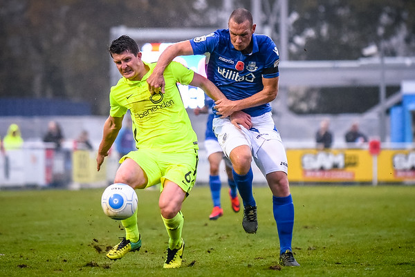 Eastleigh v York City
