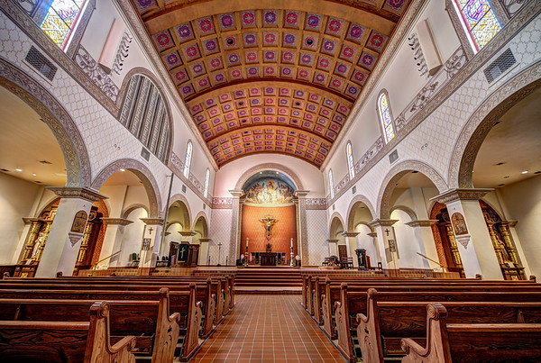 ST AUGUSTINE CATHEDRAL