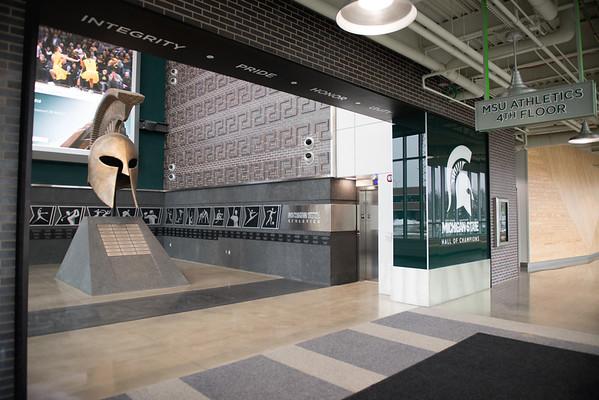 MSU Hall of Champions - Breslin