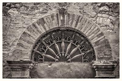 San Quirico d'Orchia, Italy, 2015 (monochrome)