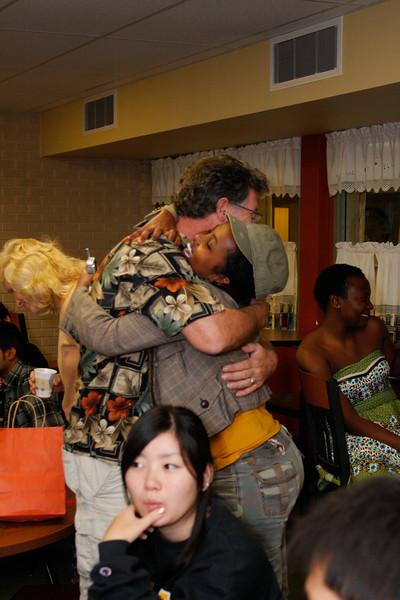 Farewell Celebration for Ken Briggs