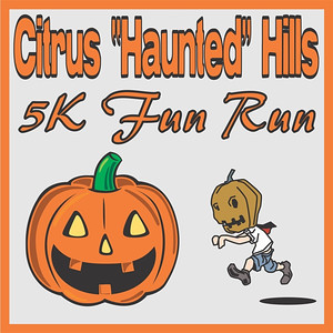 2012.10.27 Citrus Haunted Hills 5K