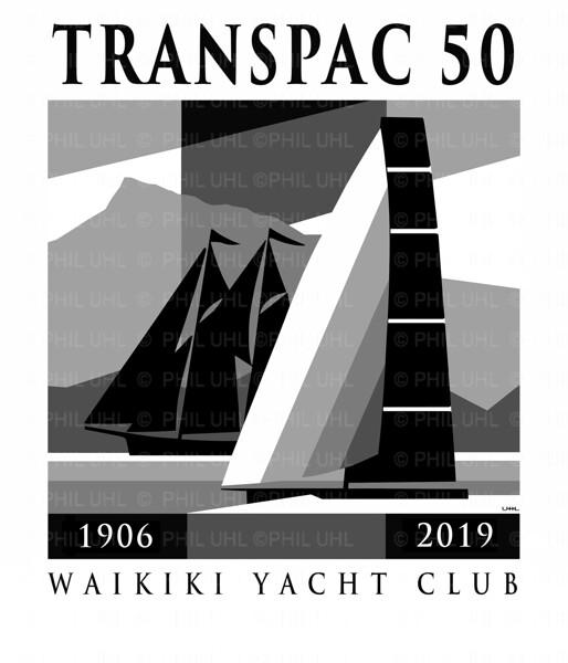 TRANSPAC 50 Tee Shirt
