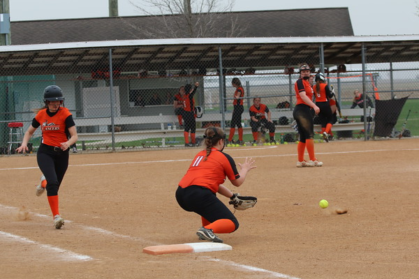 April 11, 2019 - Lincolnwood/Hillsboro Softball