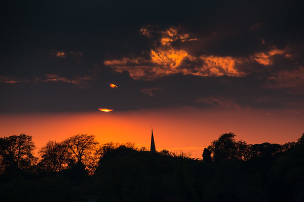 St Barnabas Sunsets