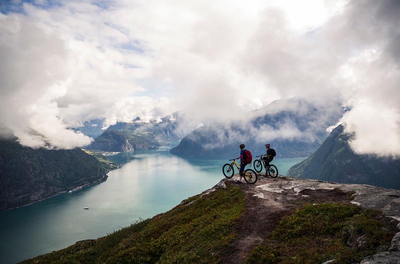 Norway MTB Trip