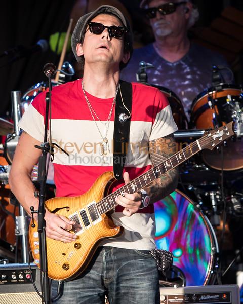 Charlotte, North Carolina, June 10, 2016, PNC Music Pavilion.  Dead & Company.