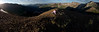 Panorama from the summit of Cinnamon Mountain, CO