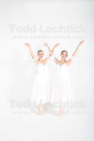 Westside Ballet Photo Shoot 11/23/19