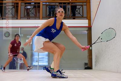 2012-01-21 Kate Pistel (Colby) and Elisabeth Pei (Vassar)
