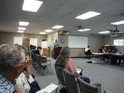 county meeting