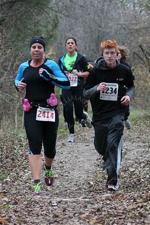 Turkey Trot-Big Foot Beach State Park-11.19.11