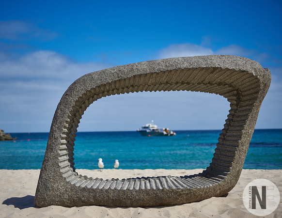 Sculptures Cottesloe 3