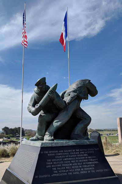 US Navy monument