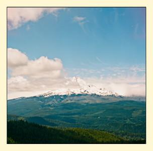 Around Mt. Hood with a  Lubitel 166 - 2020/06