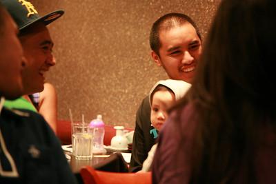 2008-09-26 Ian's Birthday @ Cherry Sushi