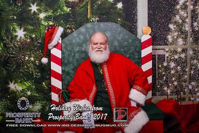 Prosperity Bank OKC Santa 12-19-17