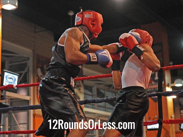 Leslie Penmann III (Unattached) vs LaQwan Flores (Southside B.C.)  178 Pound-Novice  Bout # 15