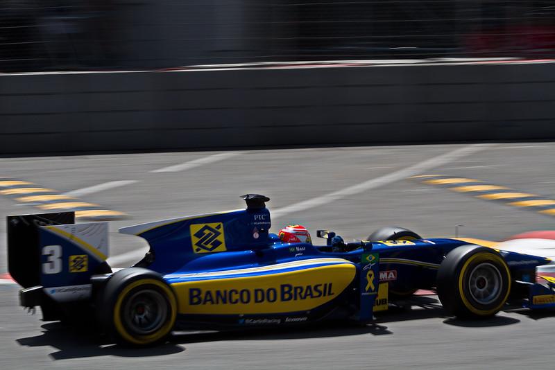 GP2 Race - Monaco GP 2014