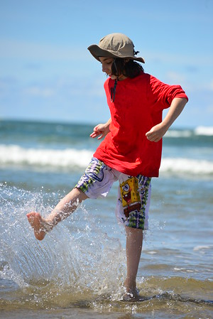 Waldport - June 26th - Splash !!
