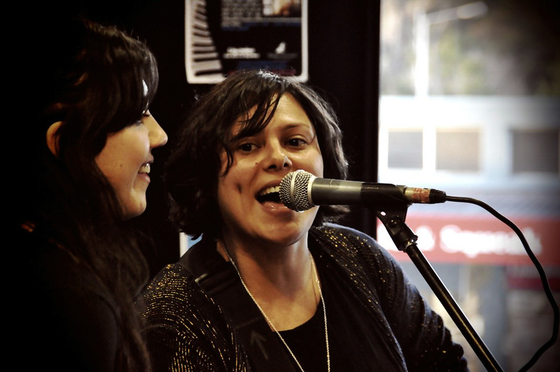 Anika Moa; Waitakere Libraries Music Month; c. 2009