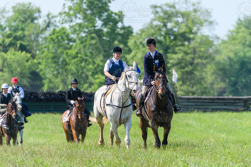 Potomac Hunt Side Saddle Race