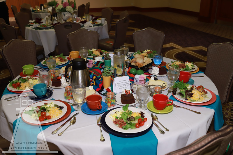 Table 3 by Tonya Parks and Donna Watkins