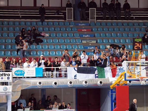 Rieti Basket Club - Scauri