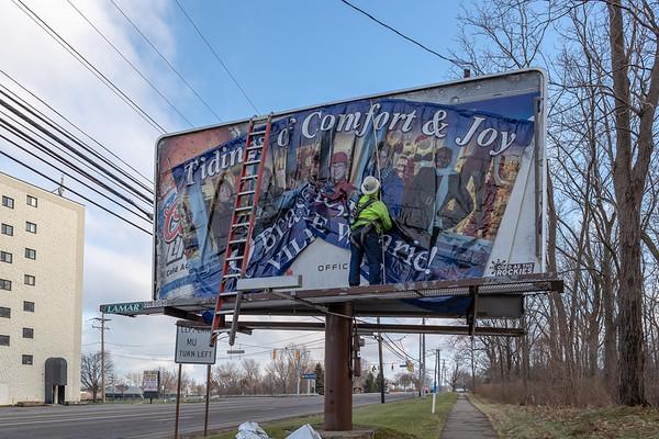 Braserie Dearie Billboard