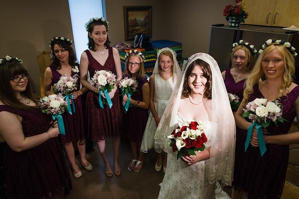 Kelsey and Davey   Flagstaff Wedding