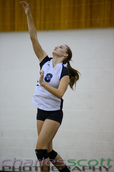 Various High School Volleyball