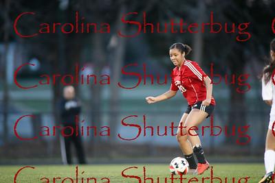 SCS v HHS G Soccer