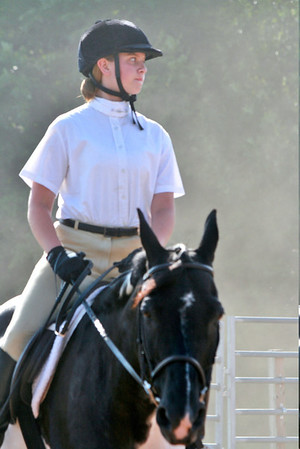 Classes 48-52  All English Equitation