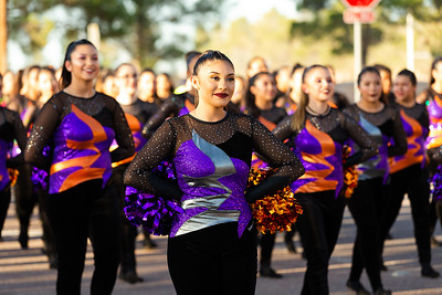 Eastlake High School Homecoming Parade