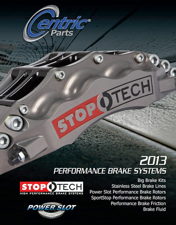 Stoptech 2013 catalog