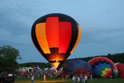 Quechee Balloon Festival 06-13-2008