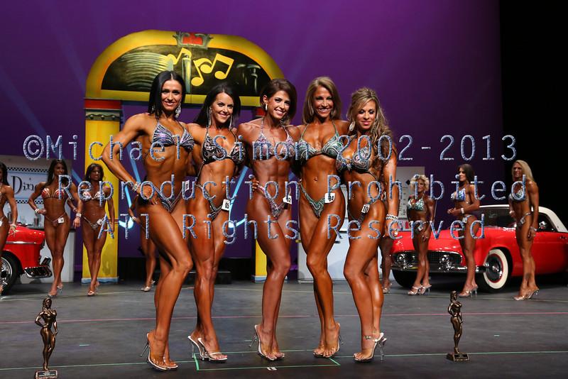 IFBB Felicia Romero Figure Classic 11.13