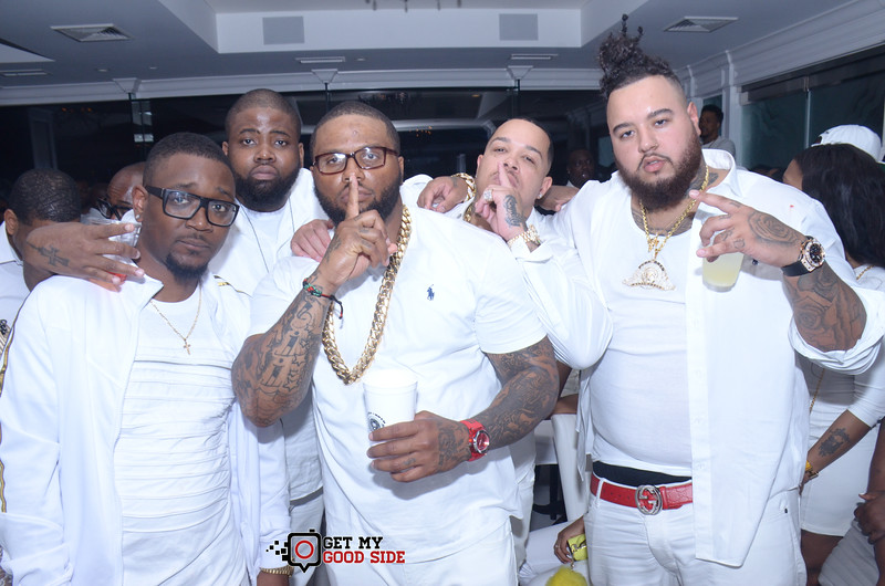 All White Affair may 27