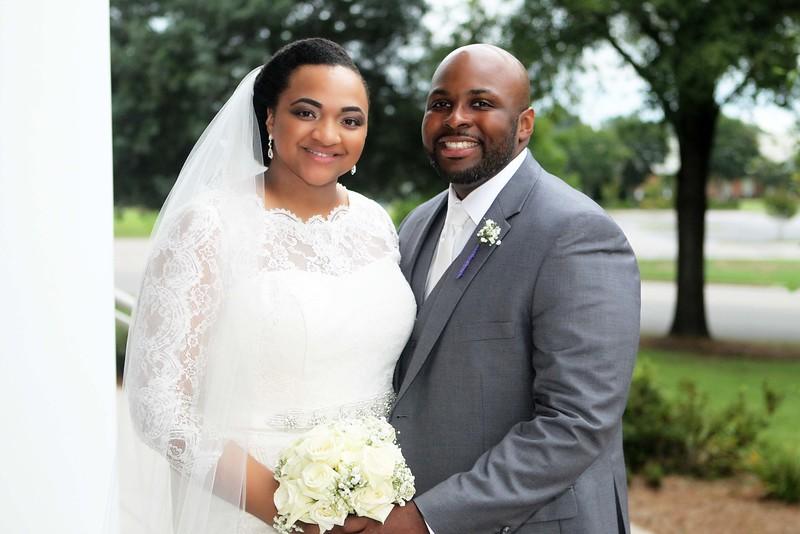 Vaughn & Summer Hines Wedding Pictures