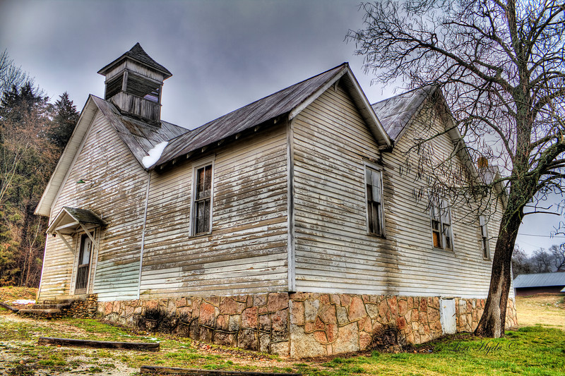 Church at Zinc, AR