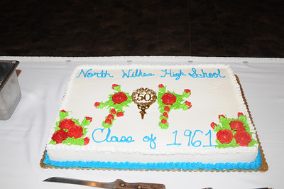 North Wilkes Class of 1961