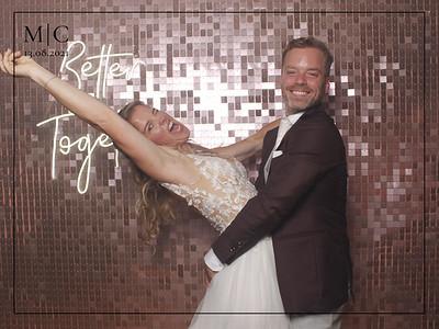 Bruiloft Marc en Chantal