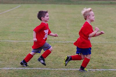 David Lee Soccer Game