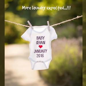 H&M Pregnancy Announcement