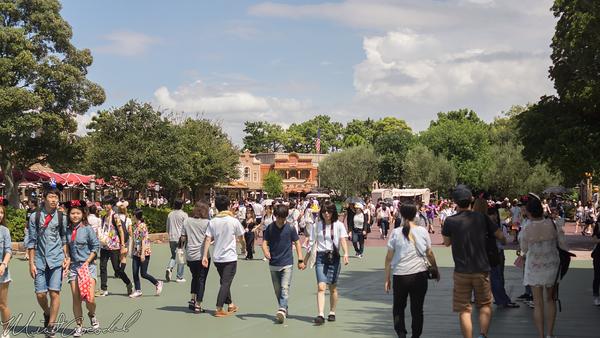 Disneyland Resort, Tokyo Disneyland, Fantasyland, Westernland, Frontierland