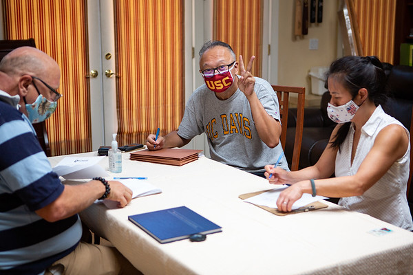 20200710 Signing Loan Doc